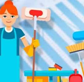 Sra se ofrece para todo tipo de tareas domest y cuidado de abuelo/a