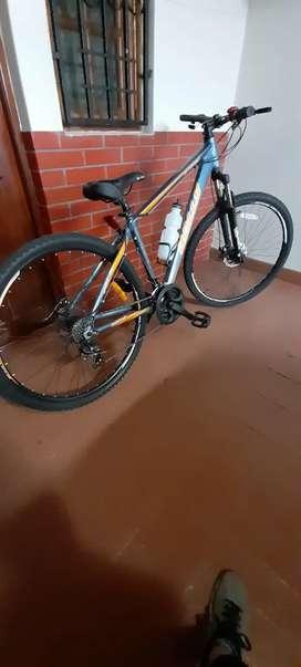 Vendo bicicleta rally strom rodado 29