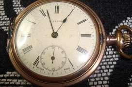 Antiguo Reloj De Bolsillo L Extol Suizo