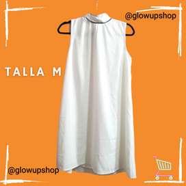 Vestido blanco MILANO