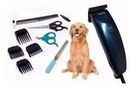 Maquina corta pelo para perro
