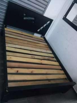 Cama madera 1.40