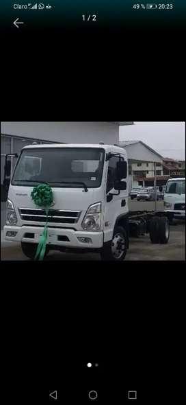 Camión de oportunidad