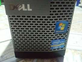 Computador PC intel i5 3.1GHz Dell Optiplex 790