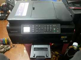 Impresora multifuncional brother mfc j4700dw