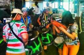 Batucada Carioca en Bogotá