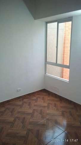 Arriendo apartamento en parques de Bogotà  Caoba piso 6