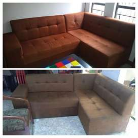 Lavado muebles tapetes colchones