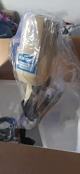 Vendo cortadora de tela nueva con sus accesorios