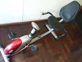 bicicletas mangnetica semikon