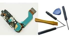 Flex Pin Carga Y Microfono iPhone 4s Herramientas