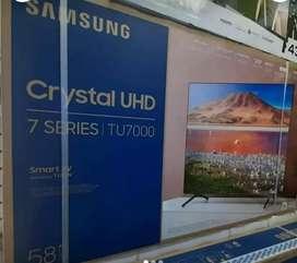 CRITAL DE 58 MODELO 2020 BLUTOH EN CAJA NUEVO SMART TV LED ULTRA HD 4K REAL SAMSUNG
