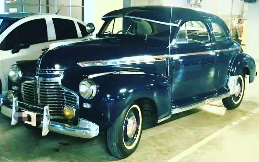 Chevrolet 1941 coupé 0