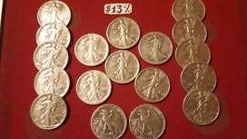 Monedas Plata USA
