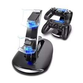CARGADOR PS4 CONTROLES
