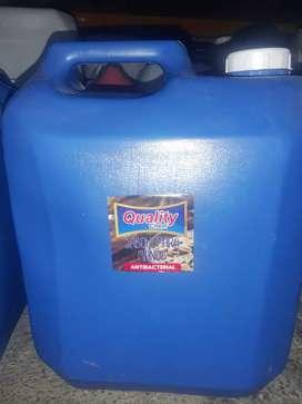 Jabón para manos 20 litros garrafa