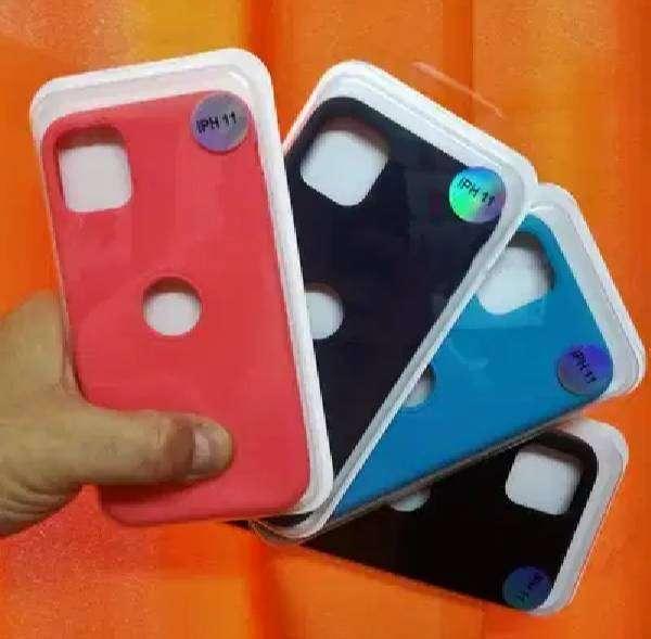 Funda Silicona CASE sin Logo Iphone 11 11 Pro 11 Pro Max