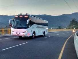 Alquiler de transporte de turismo, buses, busetas