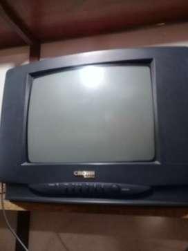 "Televisor chico 14"""