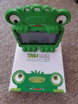 Tabi mi primera tablet. Eurocase. Tablet para niños de 2 a 6 años.