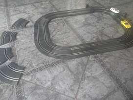 Pista de autos turbo racing