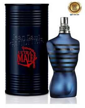 Perfume Ultra Male Jean Paul Gaultier 125 Ml Hombre Original Sellado