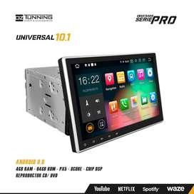 Autoradios Serie Pro Android | 4GB RAM, 64GB ROM, CHIP DSP | Precios desde S/.1700