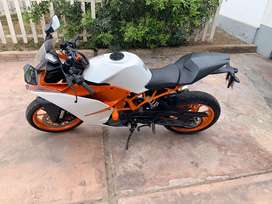 Remato por Viaje KTM RC 200 IMPECABLE SOAT NOV 2020