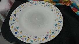 Plato playo de ceramica