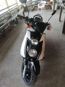 Yamaha Bws 125 Modelo 2014