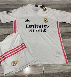 Uniformes de Futbol Real Madrid