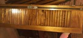Celocias de madera