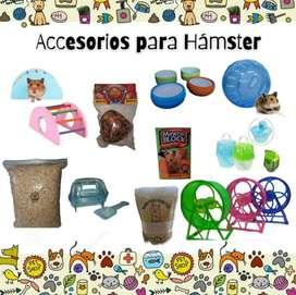Accesorios para Hámster
