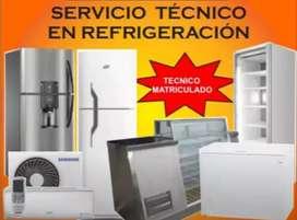 Técnico en refrigeracion