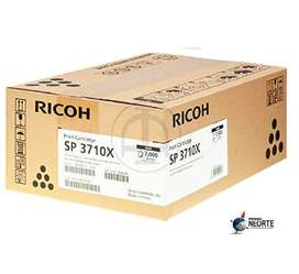 Toner Ricoh Sp 3710x Original 7.000 Copias