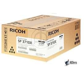 Toner Ricoh Sp 3710x Original 7.000 Copias