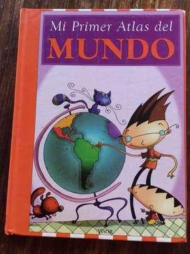 Atlas mundial infantil