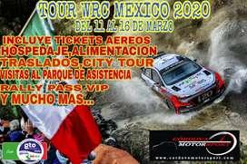 TOUR WRC MEXICO 2020