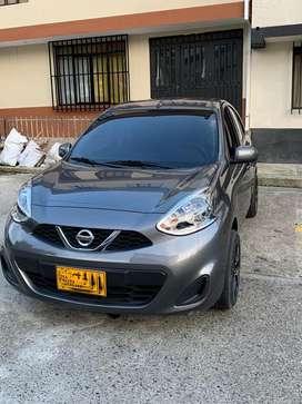 Nissan march 2020 enrinado y llantas nuevas