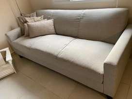Vendo sillon que se hace cama, buen estado