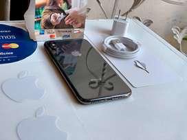 VENDO O CAMBIO EXCELENTE iPhone X / 256GB / LIBRE DE FÁBRICA