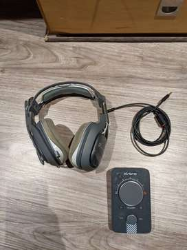 Audifono Astro A40 TR + Mix Amp
