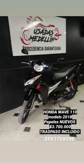 Honda wave 110 ( akt specia crypton 110 Suzuki viva R semiautomática )