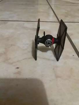 Vendo nave de star war original