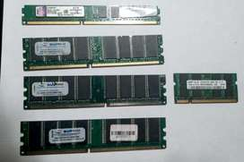 MEMORIAS PARA PC DDR 1GB Y 2 GB EN TRUJILLO