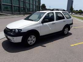 Fiat Palio Adventure 2008