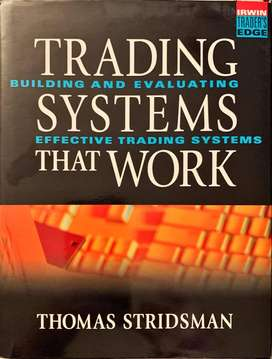 Trading Systems That Work en Ingles