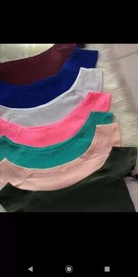 Hermosas blusas para mujer