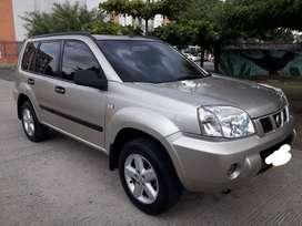 Nissan Xtrail como nueva