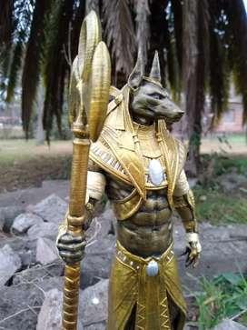 Anubis figura decorativa